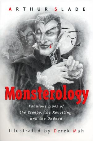 Derek Mah Arthur Slade Monsterology Portrait Dracula