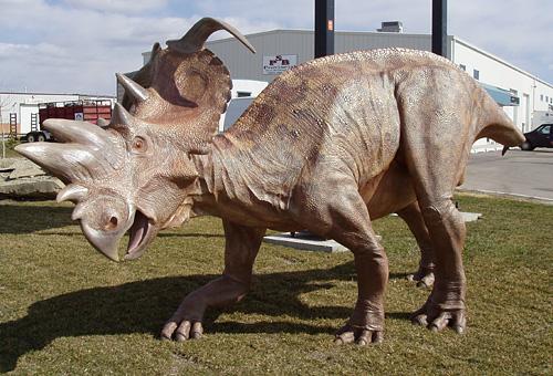 Dinodome
