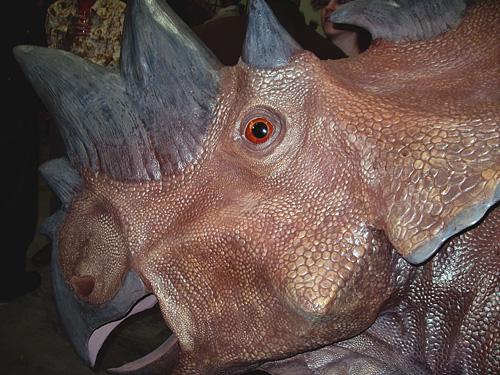 Brian Cooley dinosaur